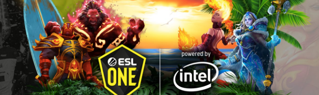 Турнир ESL One Los Angeles 2020 по Dota 2