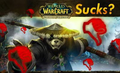 World of War Craft: Mists of Pandaria – отмечая худшее